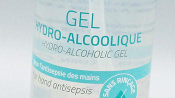 ETIQUETTES GELS HYDRO-ALCOOLIQUES